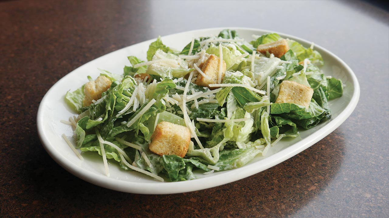 picture of side caesar salad